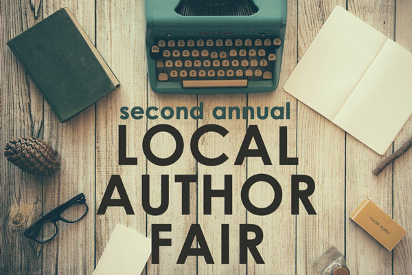 Second Annual Local Author Fair